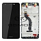 LCD + TOUCH PAD COMPLETE HUAWEI HONOR 7 LITE NEM-L51 WITH FRAME GREY 02350SYQ ORIGINAL SERVICE PACK