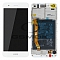 LCD + TOUCH PAD COMPLETE HUAWEI P9 LITE MINI SLA-L02 SLA-L03 SLA-L22 WITH FRAME AND BATTERY WHITE 02351TUY ORIGINAL SERVICE PACK