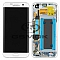 LCD + TOUCH PAD COMPLETE SAMSUNG G935 GALAXY S7 EDGE WHITE GH97-18533D ORIGINAL SERVICE PACK