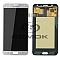 LCD + TOUCH PAD COMPLETE SAMSUNG J701 GALAXY J7 CORE SILVER GH97-20904C ORIGINAL SERVICE PACK