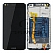 LCD + TOUCH PAD COMPLETE HUAWEI P9 LITE MINI SLA-L02 SLA-L03 SLA-L22 WITH FRAME AND BATTERY BLACK 02351TVA 02351KNV ORIGINAL SERVICE PACK
