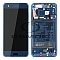 LCD + TOUCH PAD COMPLETE HUAWEI HONOR 9 STF-L09 WITH FRAME AND BATTERY BLUE 02351LBV ORIGINAL SERVICE PACK