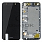 LCD + TOUCH PAD COMPLETE HUAWEI Y6 4G SCL-L31 SCL-L21 WITH FRAME BLACK ORIGINAL SERVICE PACK