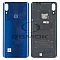 BATTERY COVER HOUSING HUAWEI P SMART Z BLUE WITH FINGERPRINT READER 02352RXX [ORIGINAL USED GRADE C]