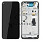 LCD + TOUCH PAD COMPLETE MOTOROLA MOTO G8 POWER XT2041 WITH FRAME BLACK 5D68C16142 ORIGINAL SERVICE PACK