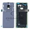 BATTERY COVER HOUSING SAMSUNG A530 GALAXY A8 2018 ORCHID GREY GH82-15557B ORIGINAL SERVICE PACK
