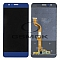LCD + TOUCH PAD COMPLETE HUAWEI HONOR 8 FRD-L04 FRD-L09 FRD-AL10 FRD-L19 BLUE NO LOGO