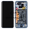 LCD + TOUCH PAD COMPLETE HUAWEI MATE 20 PRO WITH FRAME AND BATTERY BLUE 02352GFX ORIGINAL SERVICE PACK
