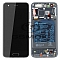 LCD + TOUCH PAD COMPLETE HUAWEI HONOR 9 STF-L09 WITH FRAME AND BATTERY BLACK 02351LGK ORIGINAL SERVICE PACK