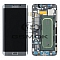 LCD + TOUCH PAD COMPLETE SAMSUNG G928 GALAXY S6 EDGE PLUS SILVER GH97-17819D ORIGINAL SERVICE PACK