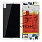 LCD + TOUCH PAD COMPLETE HUAWEI P SMART FIG-LX1 FIG-LX2 FIG-LX3 FIG-LA1 WITH FRAME AND BATTERY WHITE 02351SVE 02351SVL ORIGINAL SERVICE PACK