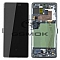 LCD + TOUCH PAD COMPLETE SAMSUNG G770 GALAXY S10 LITE BLACK WITH FRAME GH82-21672A GH82-21992A GH82-22045A ORIGINAL SERVICE PACK