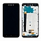 LCD + TOUCH PAD COMPLETE XIAOMI REDMI NOTE 5A BLACK WITH FRAME