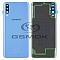 BATTERY COVER HOUSING SAMSUNG A705 GALAXY A70 BLUE GH82-19467C ORIGINAL SERVICE PACK