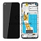 LCD + TOUCH PAD COMPLETE SAMSUNG M115 GALAXY M11 BLACK GH81-18736A ORIGINAL SERVICE PACK