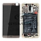 LCD + TOUCH PAD COMPLETE HUAWEI MATE 10 WITH FRAME AND BATTERY BROWN 02351PNS ORIGINAL SERVICE PACK