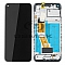 LCD + TOUCH PAD COMPLETE SAMSUNG A115 GALAXY A11 BLACK WITH FRAME GH81-18760A ORIGINAL SERVICE PACK