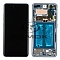 LCD + TOUCH PAD COMPLETE SAMSUNG G977 GALAXY S10 5G BLACK WITH FRAME GH82-20442B ORIGINAL SERVICE PACK