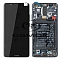LCD + TOUCH PAD COMPLETE HUAWEI MATE 10 PRO BLA-L09 WITH FRAME AND BATTERY GREY 02351RVN ORIGINAL SERVICE PACK