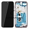 LCD + TOUCH PAD COMPLETE MOTOROLA MOTO G8 PLUS WITH FRAME RED 5D68C15529 ORIGINAL SERVICE PACK