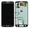 LCD + TOUCH PAD COMPLETE SAMSUNG G900 GALAXY S5 GOLD GH97-15959D ORIGINAL SERVICE PACK