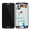 LCD + TOUCH PAD COMPLETE SAMSUNG G900 GALAXY S5 BLACK GH97-15959B ORIGINAL SERVICE PACK