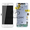 LCD + TOUCH PAD COMPLETE HUAWEI Y3 II 4G LUA-L21 WITH FRAME WHITE 97070MXR ORIGINAL SERVICE PACK