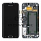 LCD + TOUCH PAD COMPLETE SAMSUNG G925 GALAXY S6 EDGE BLACK GH97-17162A GH97-17317A ORIGINAL SERVICE PACK