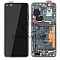 LCD + TOUCH PAD COMPLETE HUAWEI P40 PRO WITH FRAME AND BATTERY BLACK 02353PJG ORIGINAL SERVICE PACK