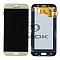 LCD + TOUCH PAD COMPLETE SAMSUNG A720 GALAXY A7 2017 GOLD GH97-19723B ORIGINAL SERVICE PACK