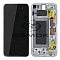 LCD + TOUCH PAD COMPLETE SAMSUNG G970 GALAXY S10E PRISM WHITE WITH FRAME GH82-18852B ORIGINAL SERVICE PACK