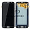 LCD + TOUCH PAD COMPLETE SAMSUNG A720 GALAXY A7 2017 BLACK GH97-19723A ORIGINAL SERVICE PACK
