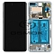 LCD + TOUCH PAD COMPLETE SAMSUNG G977 GALAXY S10 5G SILVER WITH FRAME GH82-20442A ORIGINAL SERVICE PACK