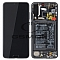 LCD + TOUCH PAD COMPLETE HUAWEI P20 PRO WITH FRAME AND BATTERY BLACK 02351WQK ORIGINAL SERVICE PACK