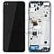 LCD + TOUCH PAD COMPLETE MOTOROLA MOTO G 5G PLUS WITH FRAME BLUE 5D68C16996 ORIGINAL SERVICE PACK