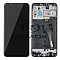 LCD + TOUCH PAD COMPLETE SAMSUNG A105 GALAXY A10 BLACK WITH FRAME GH82-20227A GH82-20322A ORIGINAL SERVICE PACK