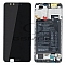 LCD + TOUCH PAD COMPLETE HUAWEI Y9 2018 WITH FRAME AND BATTERY BLACK 02351VFR 02351VFS ORIGINAL SERVICE PACK